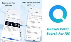Huawei Petal Search iOS