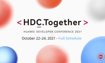 HDC 2021 Schedule