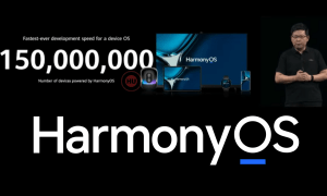 HarmonyOS 150 million