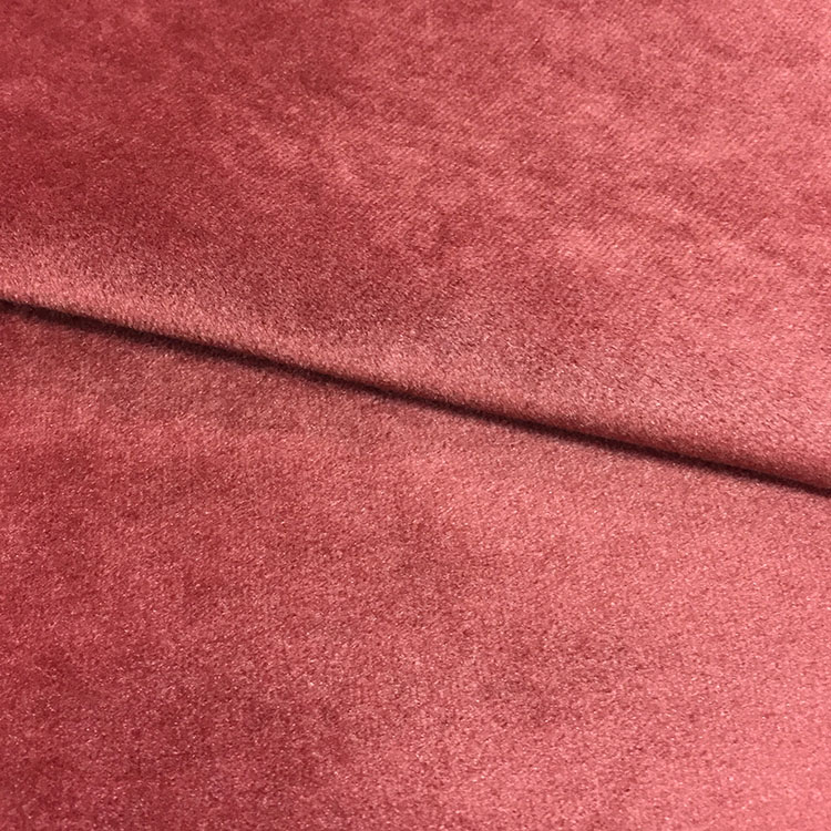 Sofa Fabric Upholstery Fabric Curtain Fabric Manufacturer Pink