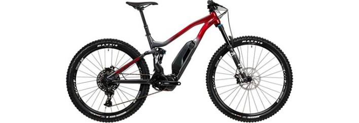 (3) Vitus E-Escarpe VR E-Bike (SX Eagle 1x12) 2020