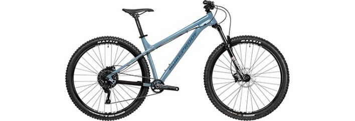 (4) Nukeproof Scout 290 Race Bike