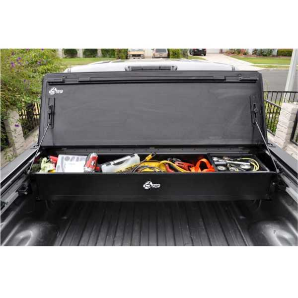 Automotive Truck Tool Boxes   Page 1 Bak IndustriesBAK Box 2 Tool Box   92103   1994 2003 GMC S10 6  Bed