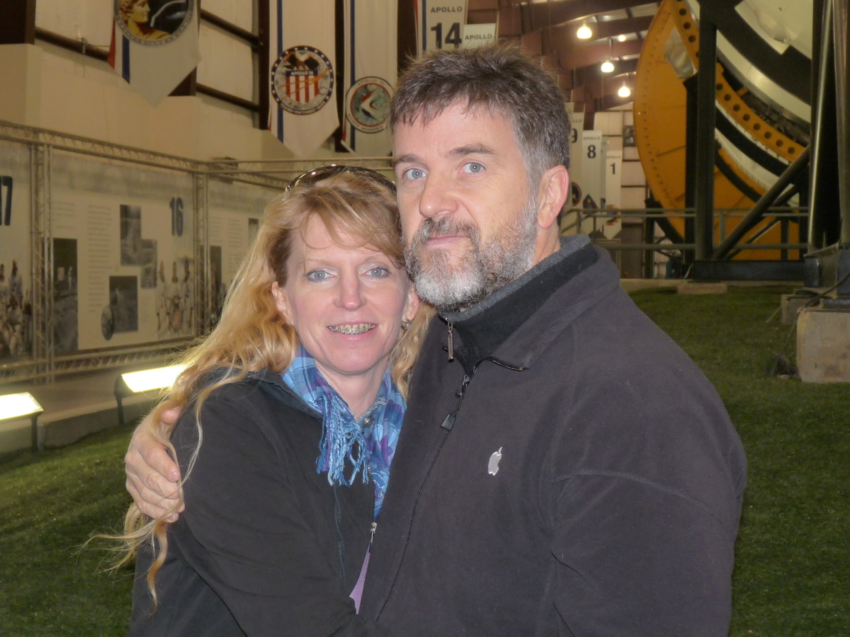 Picture of Ben and Lori Huber