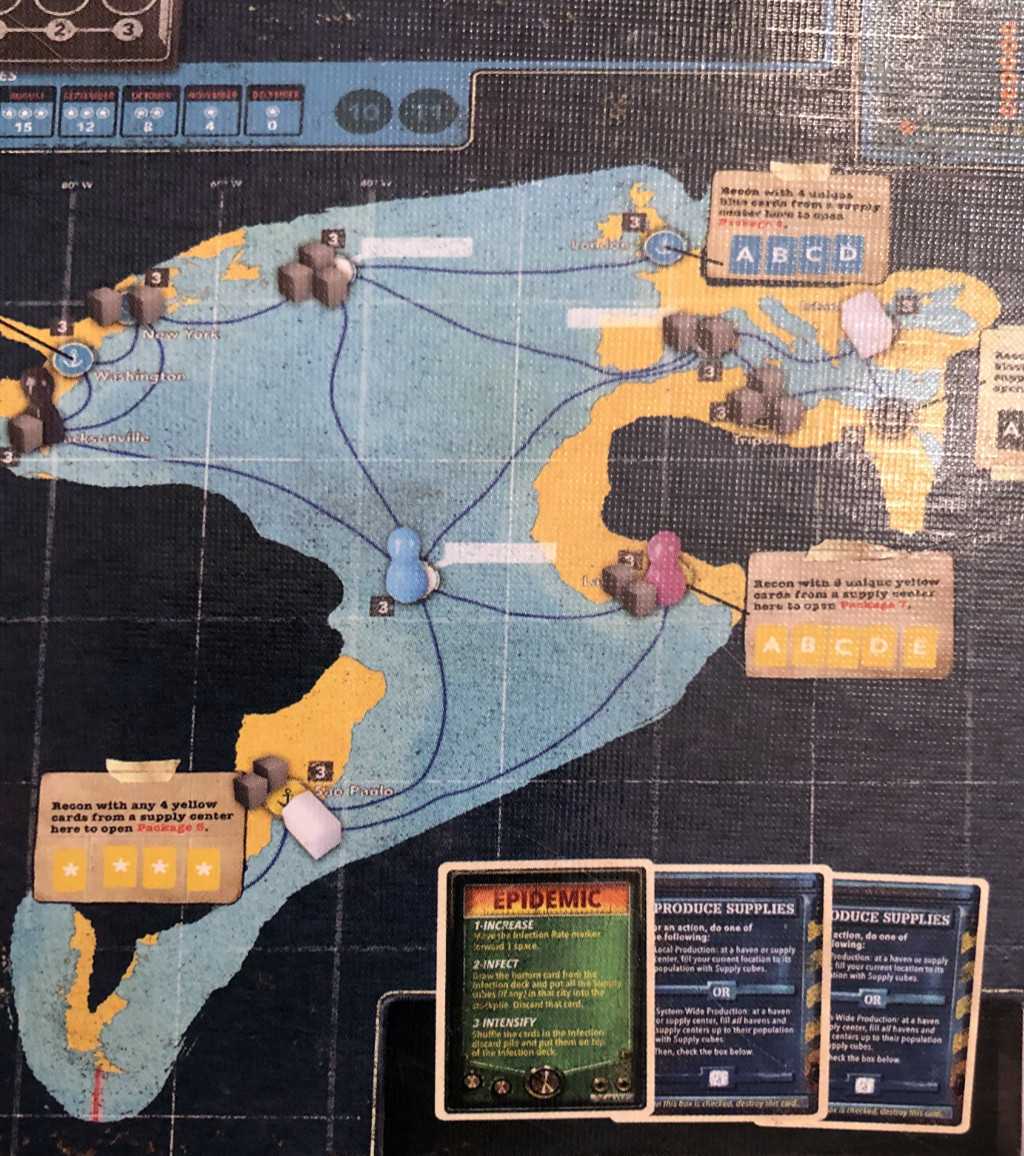 Pandemic Legacy Box back