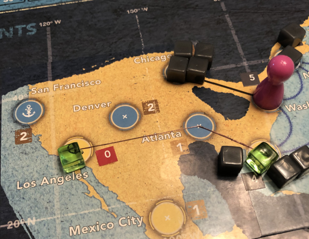 Pandemic Legacy 2 North America