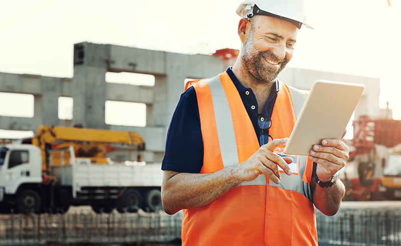 Employee engagement and communications platform for the construction industry