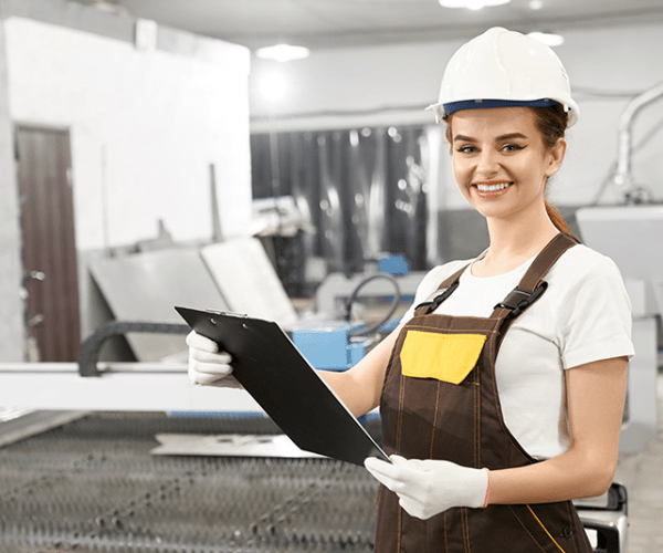 Employee engagement and communications platform for the manufacturing industry