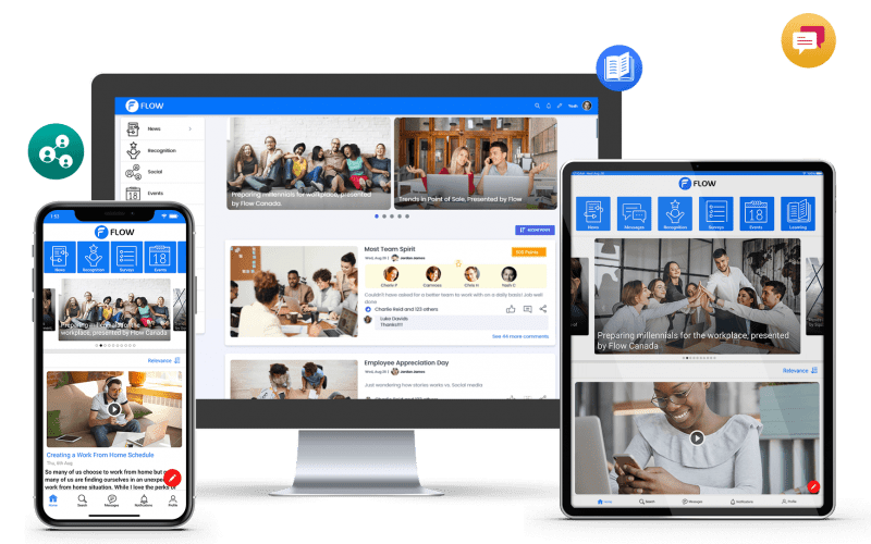 food services employee experience platform