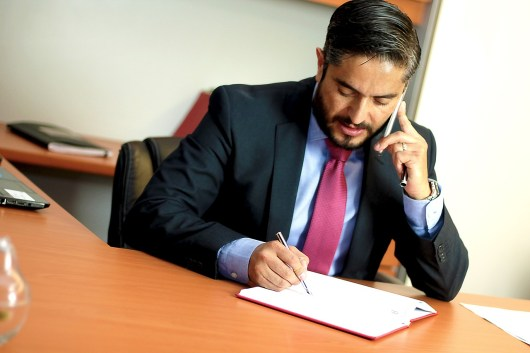 experienced attorney