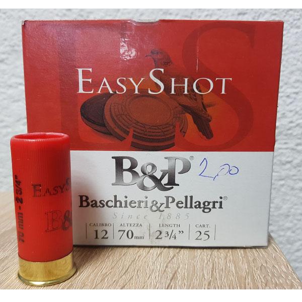 Sačmeno streljivo Baschieri & Pellagri EASY SHOT