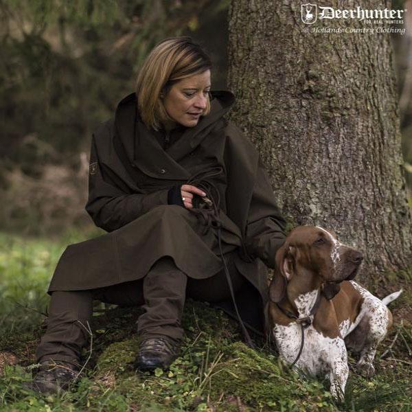 Deerhunter Lady Rain Poncho