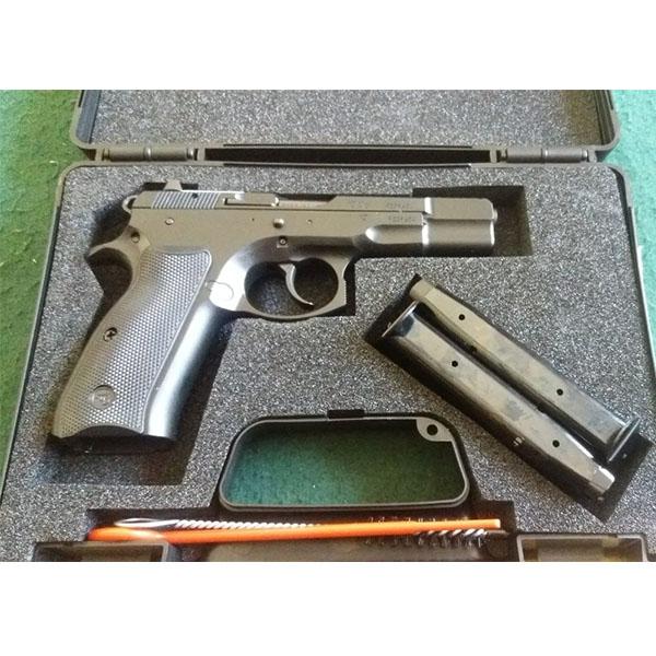 Pištolj ČZ 75B Luger