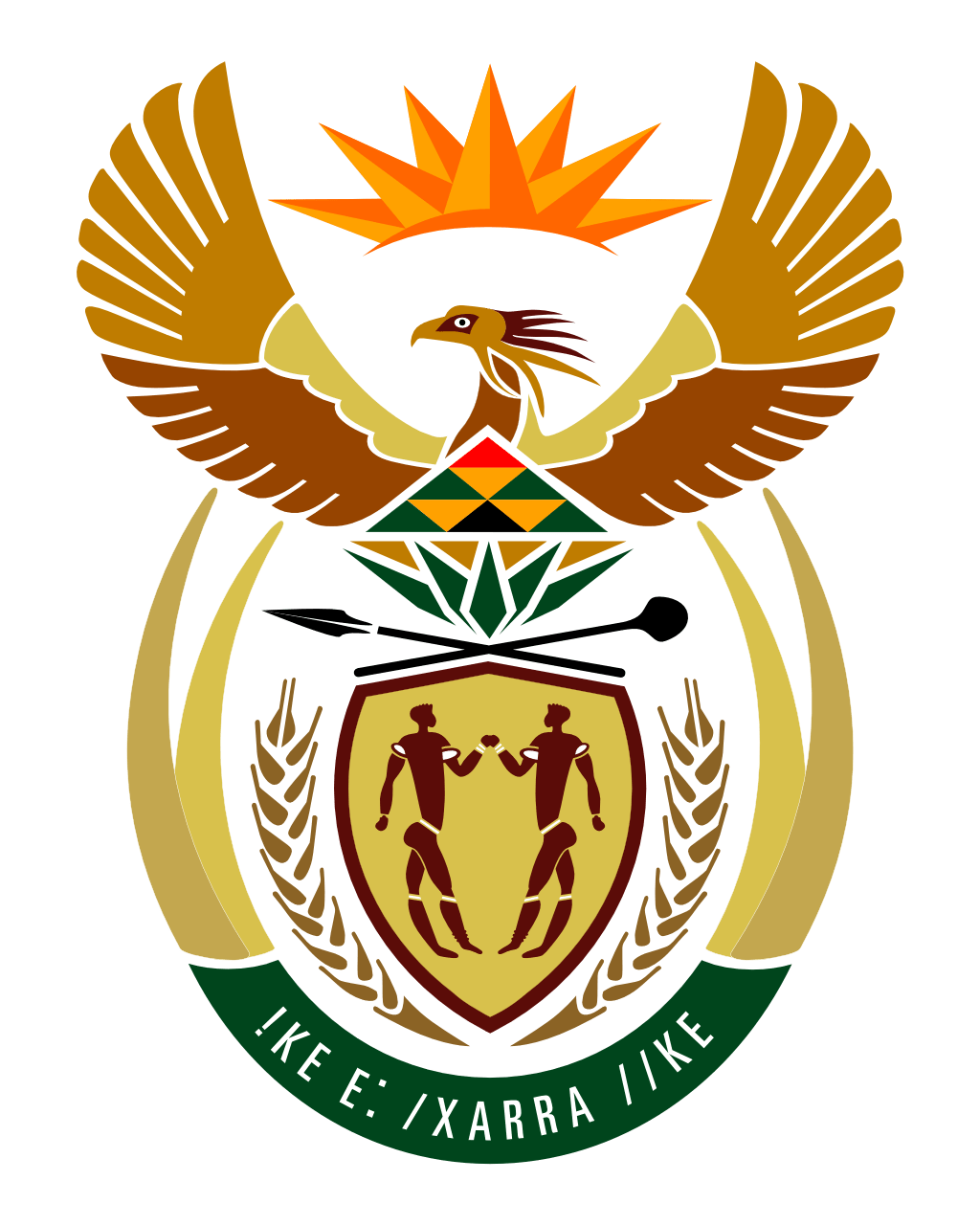 Image result for south african parliament logo