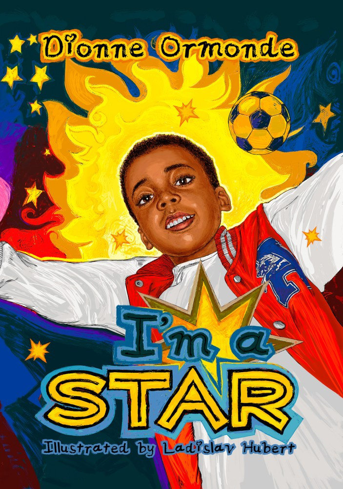 I m a star childrens illustrations