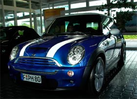 My beloved MINI Cooper S (R53)