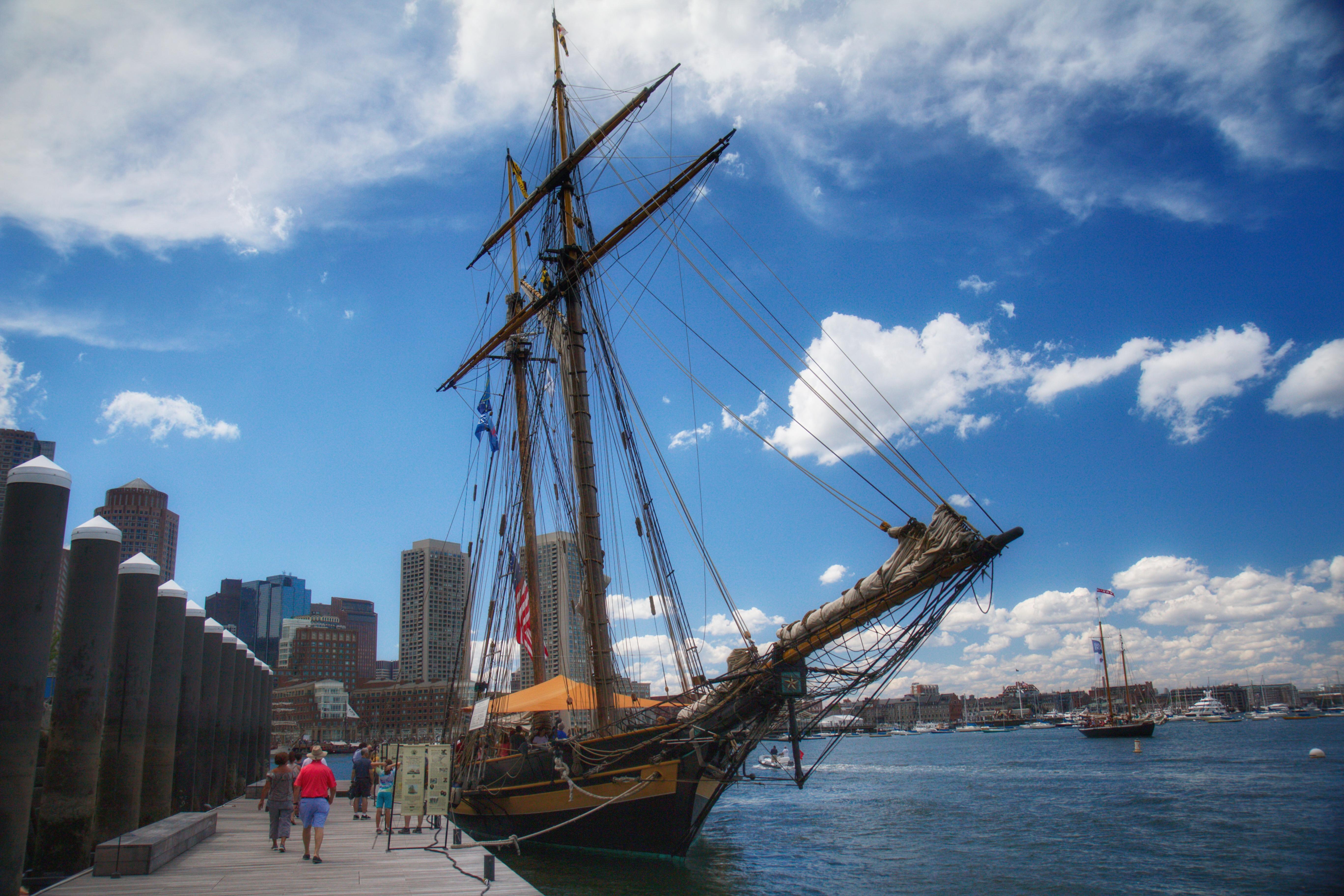 Pirate Classics (episode 80) - HUB History: Boston history podcast