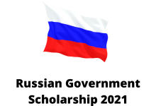 Photo of Russian Government Scholarship 2021 – Fully-Funded