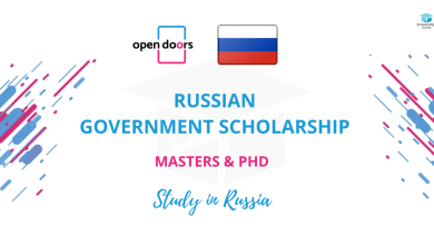 Photo of Open Doors Russian Government Scholarships 2022 – Funded
