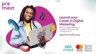 Photo of Pre-MEST Digital Marketing Training Program 2021 for young Ghanaians