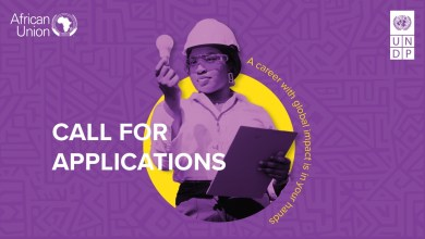 Photo of Call for Applications: 2nd Cohort of the AfYWL Fellowship Programme