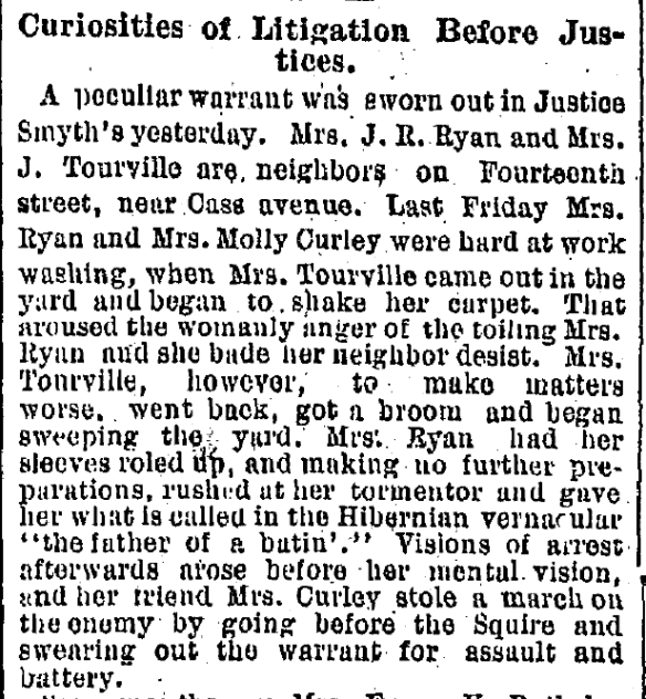 st. louis democrat tuesday march 20 1883