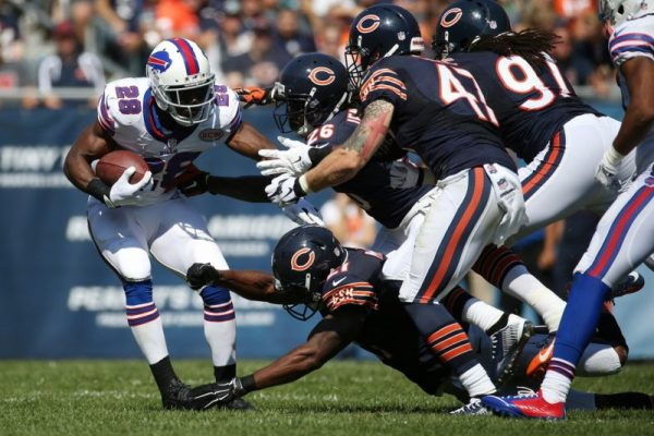 Image result for chicago bears defense