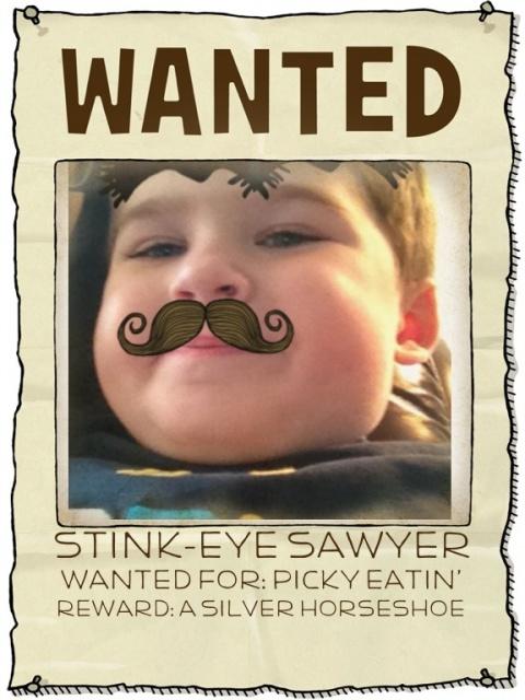 Stinkeye Sawyer