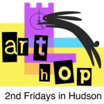 2nd Friday Art Hop logo