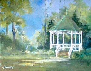 Kathleen Harrington, Hudson Gazebo