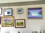 Hudson Society of Artists at the Visitor Center