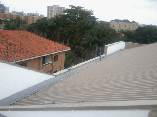 Concrete Repair and Roof Gutter Treatment3