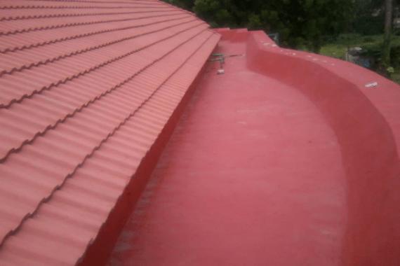 Waterproofing of Roof Terrace Using New Coat10