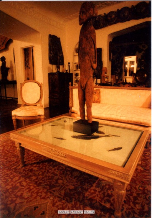 fossil table