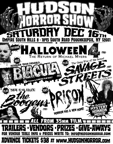 Hudson Horror Show