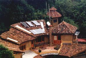 Huehue roof