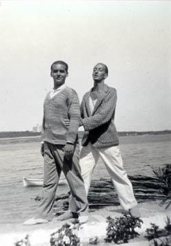 Los cuatro hombres de Federico García Lorca. (2/4)