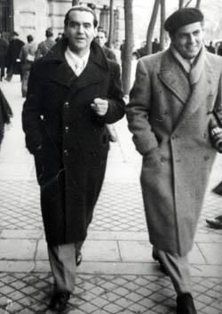Los cuatro hombres de Federico García Lorca. (4/4)