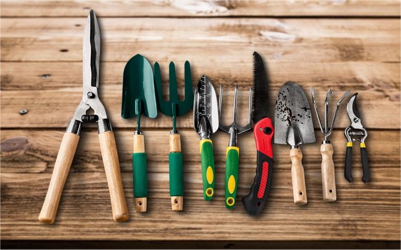 las mejores herramientas para huerto