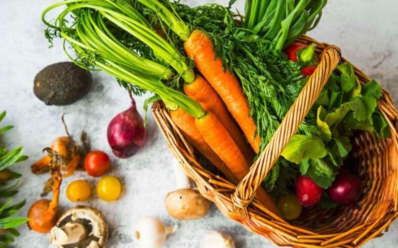 vegetales y hortalizas huerto