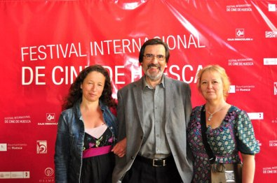 Members of the Jury of the International Documentary Short Film Contest