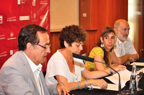 Press conference of the Jury members