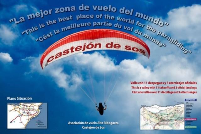 Asociación de vuelo Alta Ribagorza  Castejón de Sos