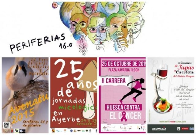 Agenda Huesca La Magia 23 octubre 2015