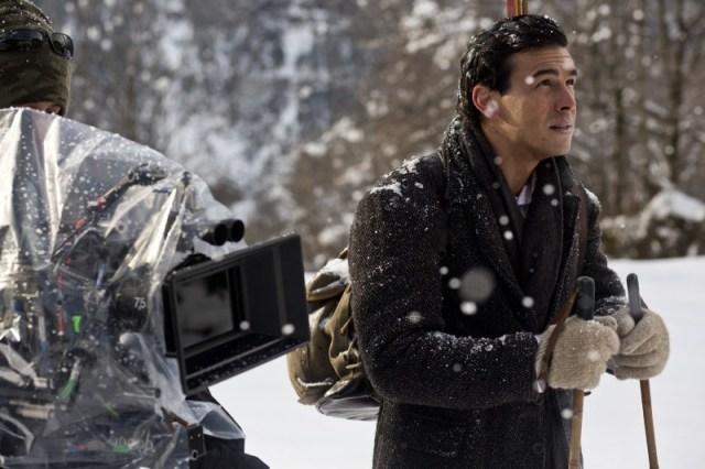 Palmeras en la Nieve. Foto: Manolo Pavón