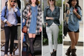5 ways to style denim