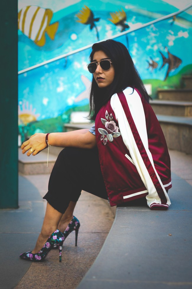 Velvet and Bomber Jacket, hottest fall winter fashion trends