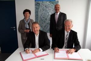Vertragsunterzeichnung KIQ Kooperation Stadt Arnsberg und Haus und Grund _7907
