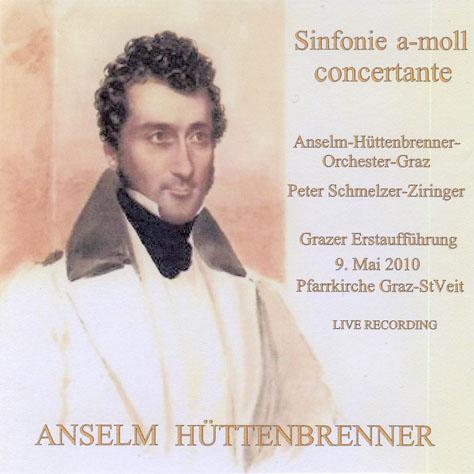 CD-Live-Mitschnitt Grazer Erstaufführung