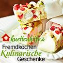 Fremdkochen Kulinarische Geschenke
